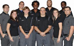 Bintelli Karts Staff