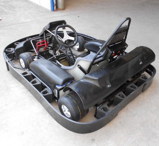 EXB Electric Racing Kart