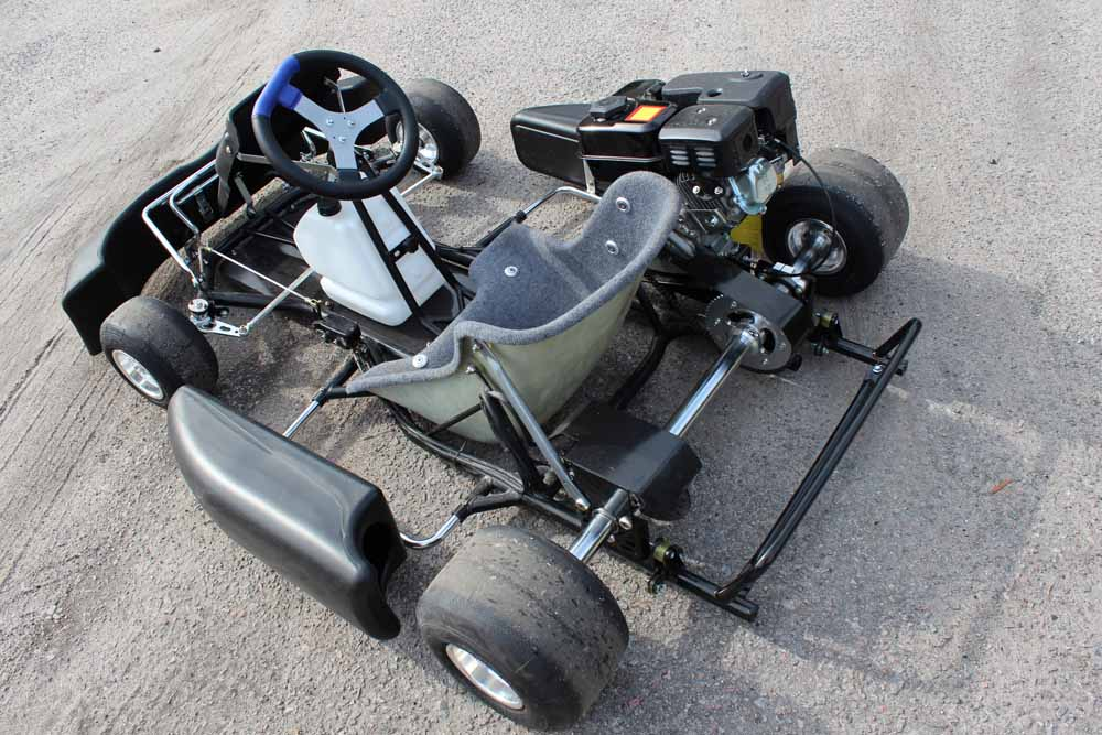 XR Racing Go Kart for Sale - Cheap Racing Karts from Bintelli