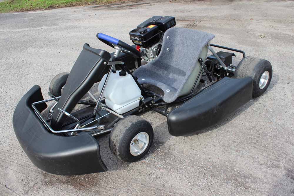 Xr racing go kart for sale cheap racing karts from bintelli for Motor go kart for sale
