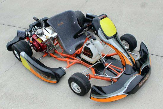 S1 Racing Go Kart