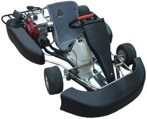 AKRA Racing cart