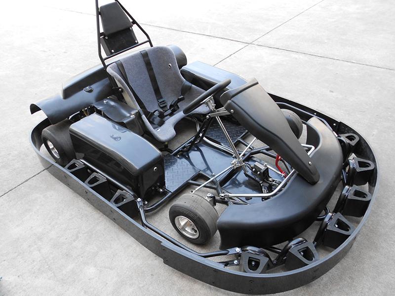 Electric Racing Bumper Kart For Sale Bintelli Karts