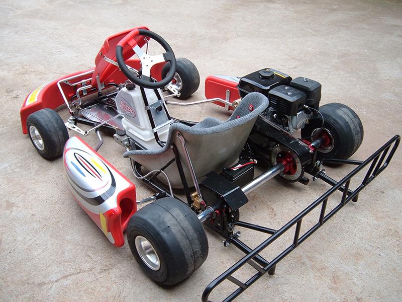 racer go kart