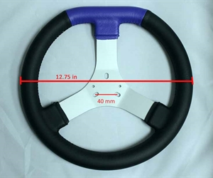 Racing Kart Steering Wheel Metrics