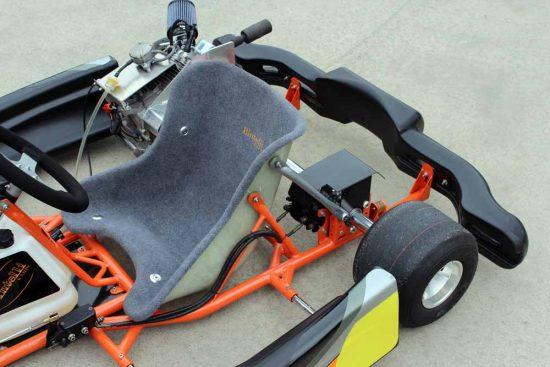 s1 racing kart seat
