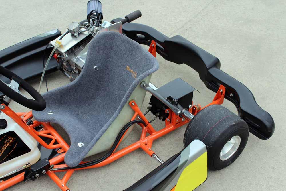 s1 racing kart seat - Race Kart Frame