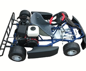 Kids Racing Go Karts