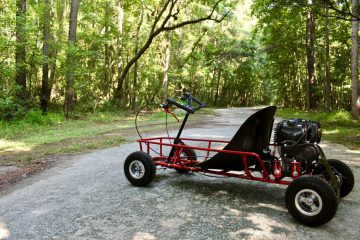 Electric Racing Bumper Kart for Sale - Bintelli Karts